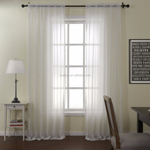 American Used Hotel Church Sheer White Curtains for The Living Room Window Bedroom Luxury Decoration