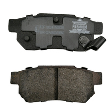 auto parts front brake pads for toyota vios , yairs