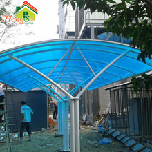Solid polycarbonate sheet/clear polycarbonate roof sheet for greenhous