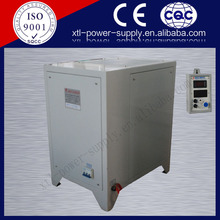 6v 800a variable frequency dc power supply