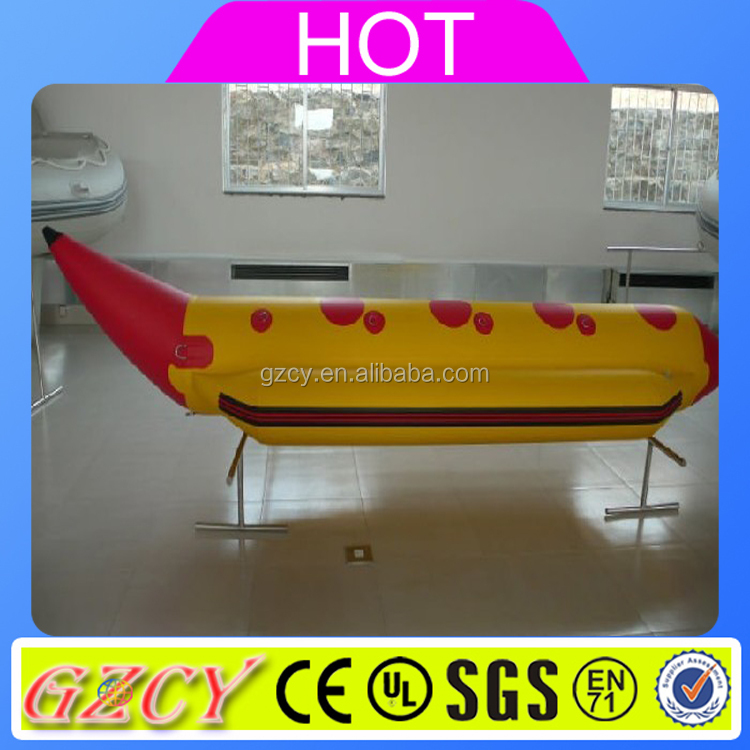 Hot sale! water sport Inflatable Fly Fish/Flying Fish Boat/Inflatable Flying fish banana boat