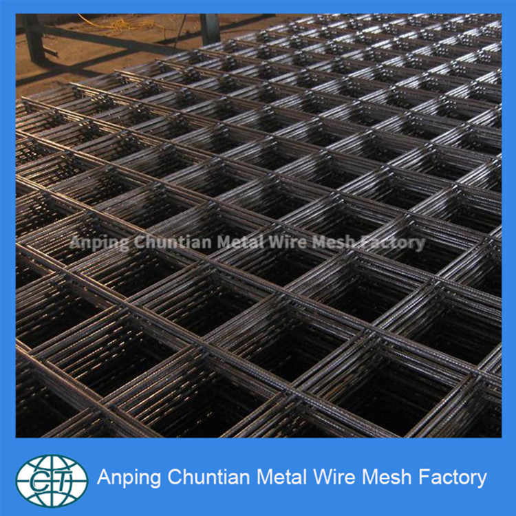 hot sales 6x6 concrete reinforcing welded wire mesh panel factory price