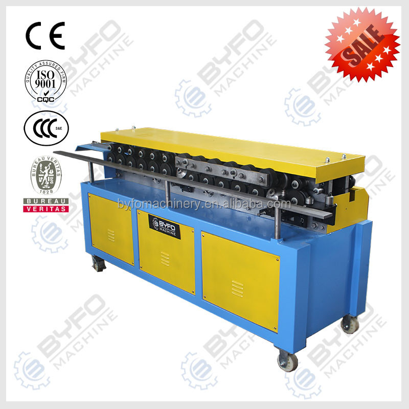 T12/T15 stainless sheet flange machine,pipe clamp forming machine with CE