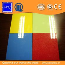 Glitter Color 18mm High Gloss UV Board to Pakistan