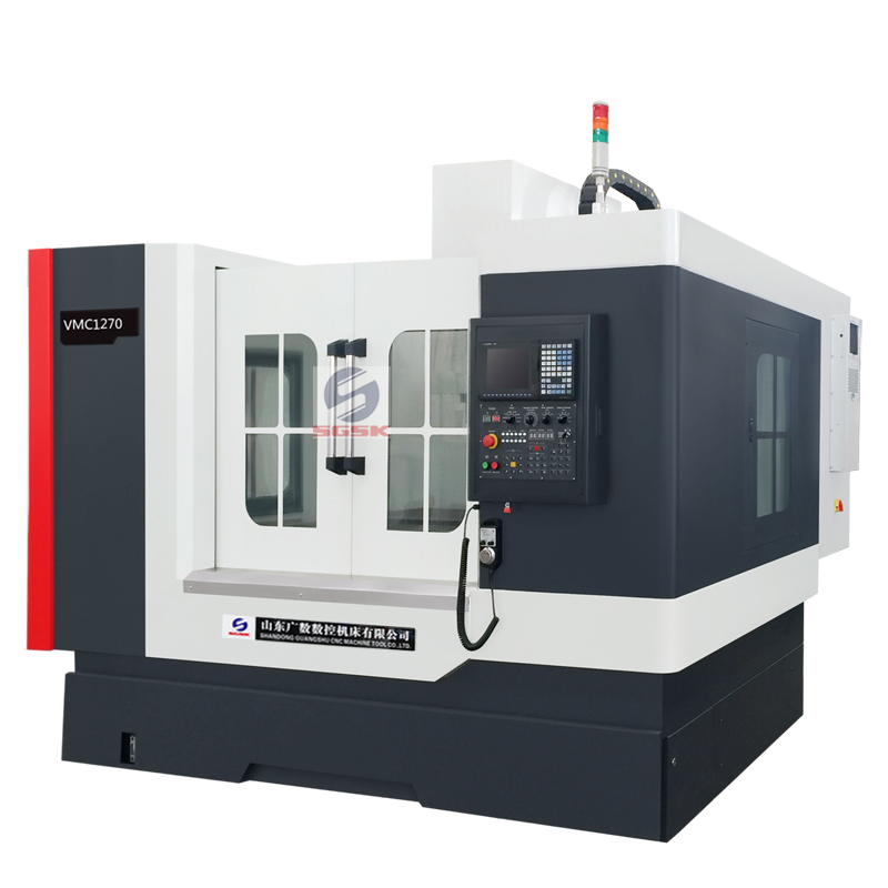 China vmc high speed  VMC1270 CNC vertical machining center price