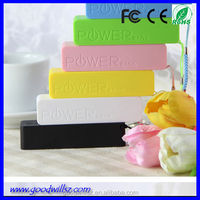 new perfume mobile power bank 2600mah,portable charger for Samsung,iphone,ipad,smart phone,CE/Rohs/FCC