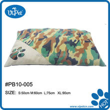 Camo Green paw pet pillow for dogs