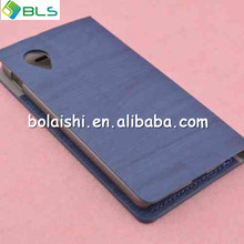 PU leather case for lg google nexus 5