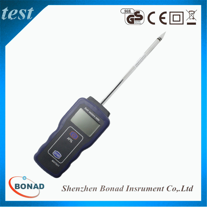 MD7821 grain/rice/corn humidity test meter for agriculture