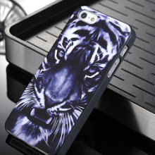 r1405 pc shockproof dirt dust proof hard matte cover case for iphone 5 5s+screen film