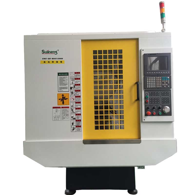 sujineng 3-axis Q6 -stable useful 16 /21 tool magazine bt30 spindle vertical cnc machining center
