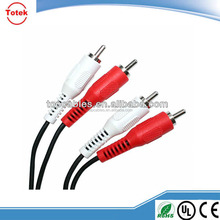 Audio Video Cable RCA Cable 2RCA 3RCA Cable (2R/3R)