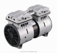 UN-90V brand name good quality quiet vacuum pump 680mmHg 90LPM 250W 7.4kgs manufacturer