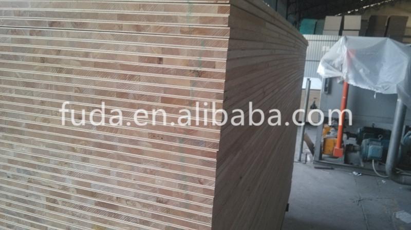 Block board with falcata inner bare core buy