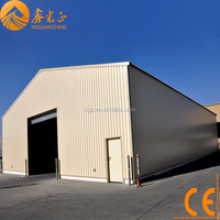 Modern and Durable Portable Low Cost Prefab Warehouse for Sale
