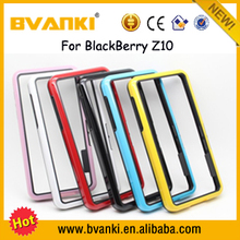 Importing Mobile Phones To India Minion Cellphone Case Bumper Cover For Blackberry Z10,Transparent Case For Blackberry Z10