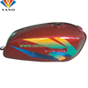 RX100 fuel tank motorcycle gas tank