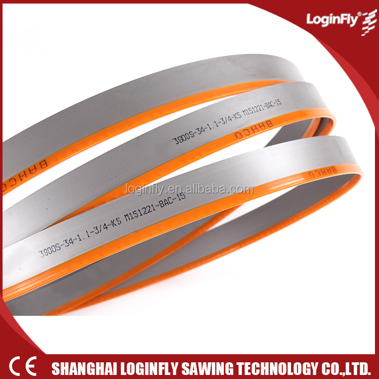 HSS M51Carbide Tip Band Saw Blades for cutting Metal