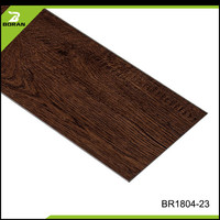 Waterproof indoor plastic vinyl floor covering/pvc floor covering