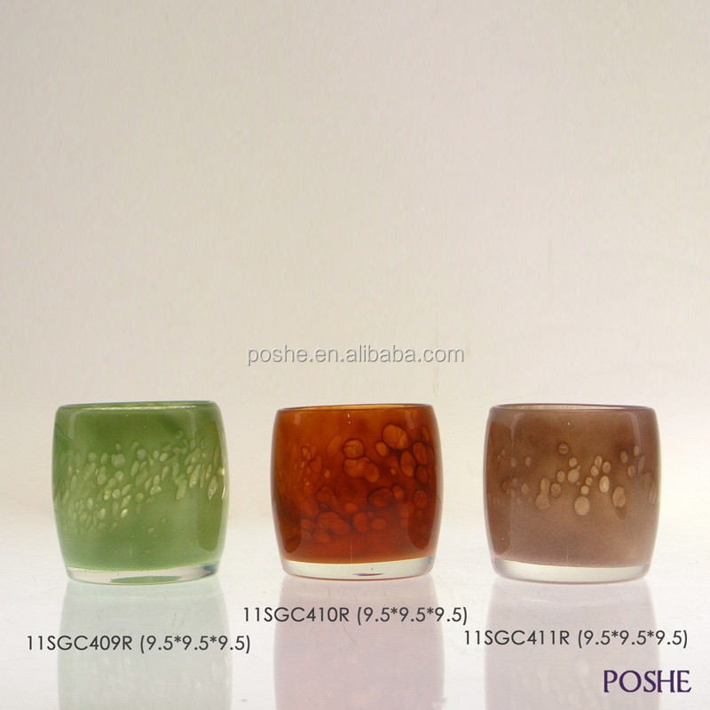 High Quality Glass Votive/Votive Glass Candle Holder/Wholesale Glass Votive Candle Holders