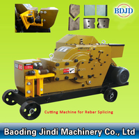 Automatic Portable Rebar Cutting Machine With High Efficiency for rebar splicing
