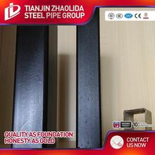 BS 1387 erw steel pipe standard dimensions from tianjin manufacturer