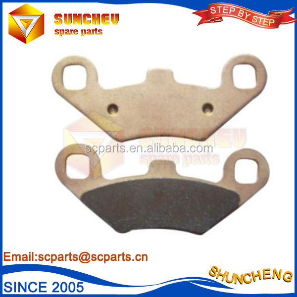 Motorcycle Parts High performance auto spare part brake pad