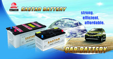 Dry charged Battery lead acid car battery storage batery car battery