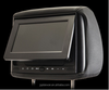 9inch Headrest DVD monitor Includes Black, Grey, or Tan three color covers to change the entire