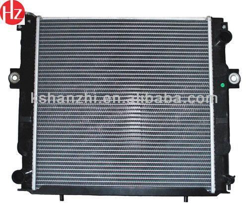forklift parts Hyundai /490 diesel engine radiator
