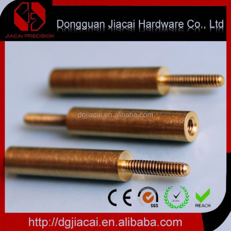 precision stainless or aluminum CNC Lathe hardware parts