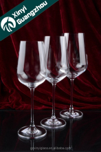 Classical elegant crystal glass material machine blown unlead wine glass