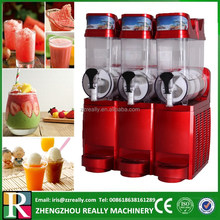 3 bowl slush machines China / slush machines with 3 bowl / China 3 bowl commercial slush machine for sale