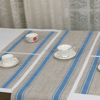 Washable Hot Sell Pvc Place Mat
