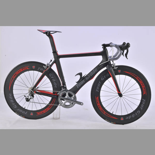 700C full carbon race bike Model R12