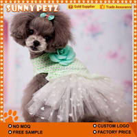 Cute Dog Skirts Breathable Summer Pet Clothes for Small Dogs Puppies Pets Cats