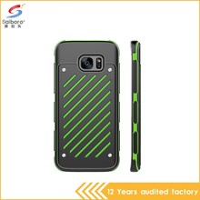 Fashion style high quality densign armor phone case for samsung galaxy s7 edge