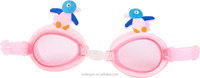baby product Funny Cartoon Kids Swimming Goggles For Children