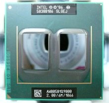 INTEL MOBILE CPU CORE 2 QUAD SLGEJ Q9000 2.0GHz 6MB 1066MHz PGA