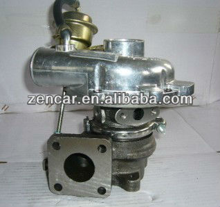 Application of Opel Astra/Vectra turbocharger RHF4 8971146390