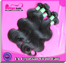attractive & hot virgin peruvian body twist weave
