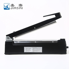 China supplier hand pressure heat sealing machine, film bag sealer