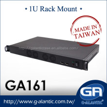 GA161 - 1U Rack Mount Case Fire wall Server Honrizotal Computer