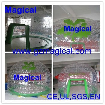 New Inflatable transparent Tent/bubble tent