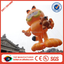 Factory supply custom outdoor advertising giant inflatable garfield