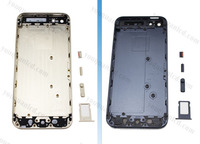 for iphone 5 back cover housing with middle frame