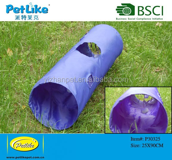 Pet Tunnel Cat Kitten Gog Ferrets cat Crinkle Tunnel