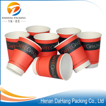 12oz double PE export cold drink paper cup
