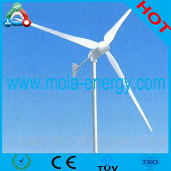 Electric Wind Turbine Generator 3-phase Home Use For Sale