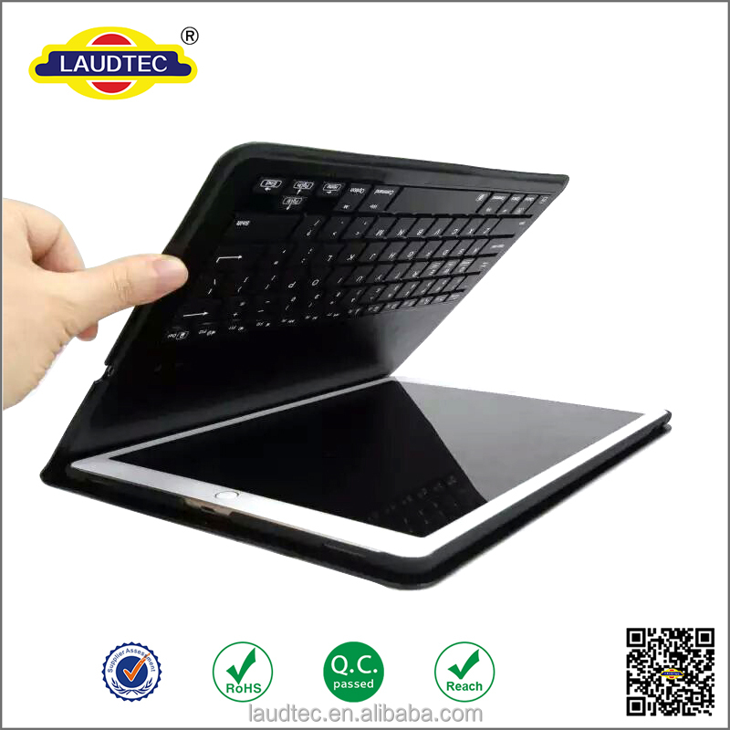New developed outside-keyboard tablet case for iPad Pro fashion case